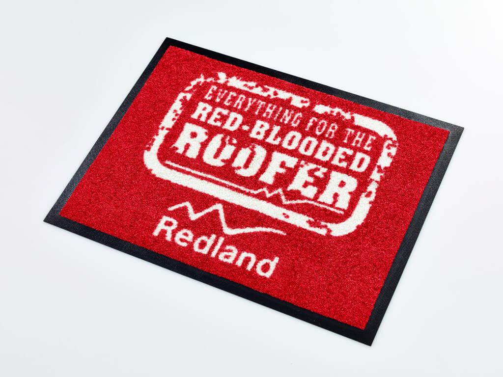 Redland floor mat