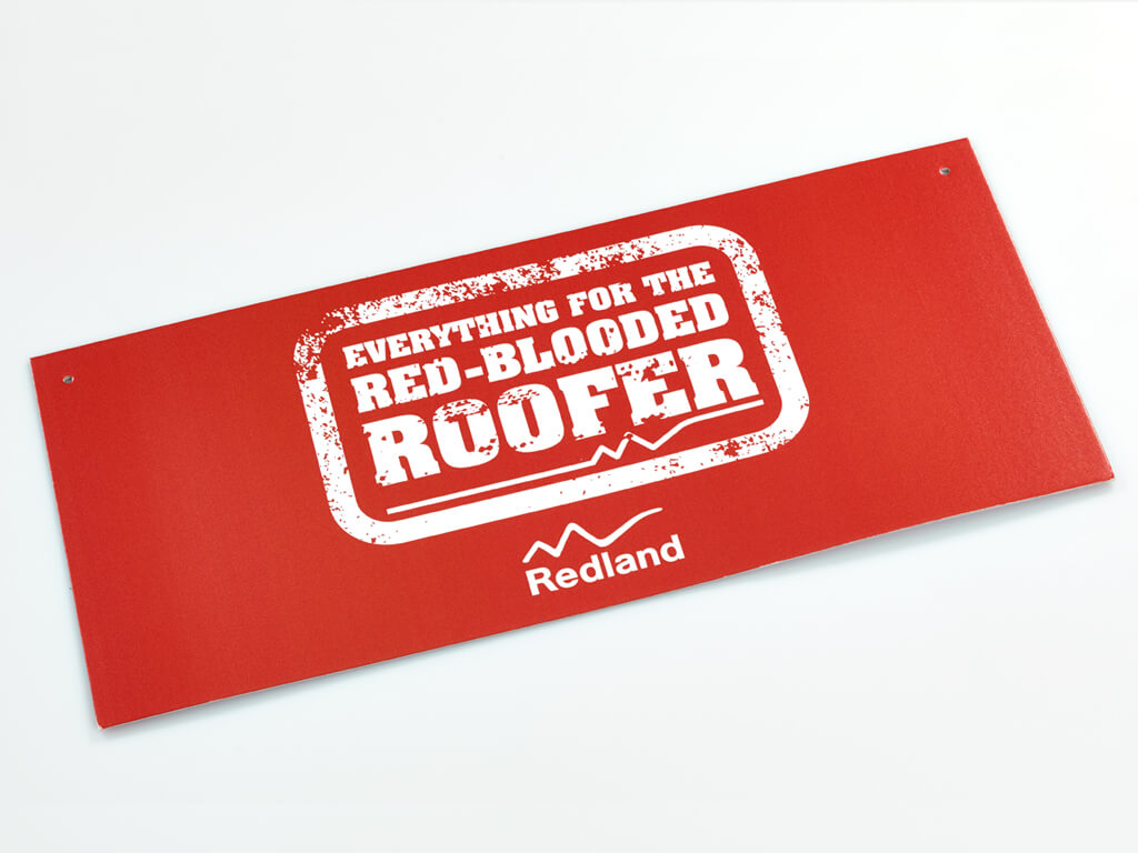 Redland hanging